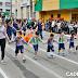 Semana da Pátria: tempo colabora e desfile é realizado
