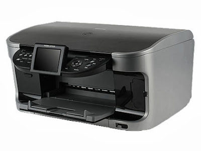 download Canon PIXMA MP800R Inkjet printer's driver