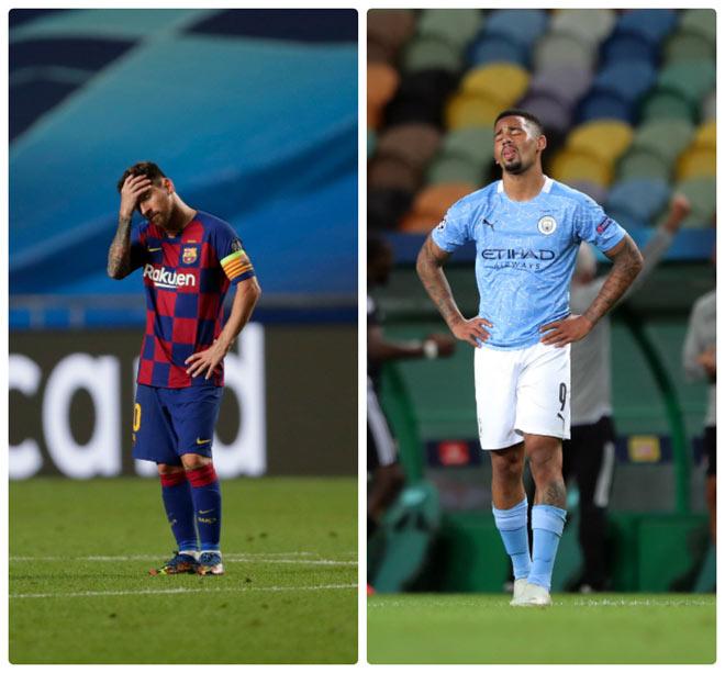 Bi kịch Cúp C1 24 năm tái hiện: Man City nối gót Real, Barca bay khỏi bán kết 2