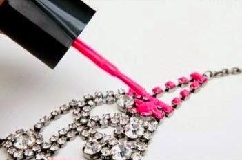 Cara Membuat Kerajinan Tangan Yang Mudah Untuk Para Wanita - Kalung Warna 2