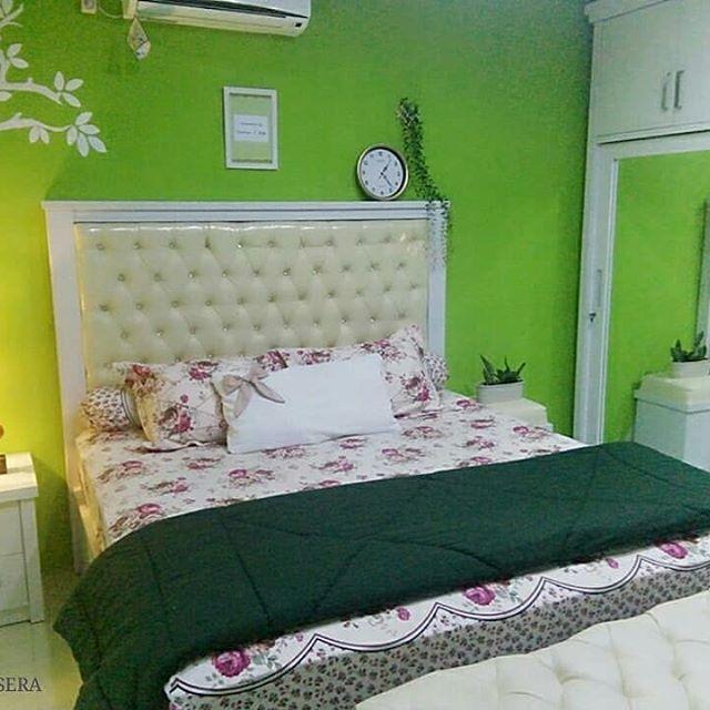 Dekorasi Kamar Tidur Cantik Minimalis Elegan Rumah