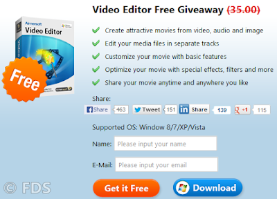 Aimersoft Video Editor Serial Giveaway