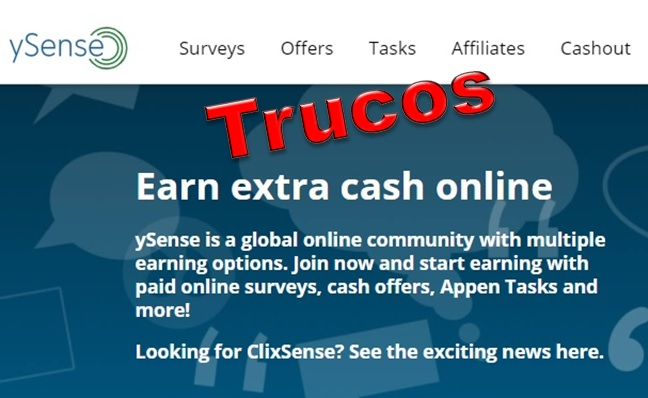 Trucos y estrategias de ySense para ganar más dinero