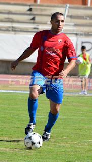 Borja Mozo Fútbol Real Aranjuez