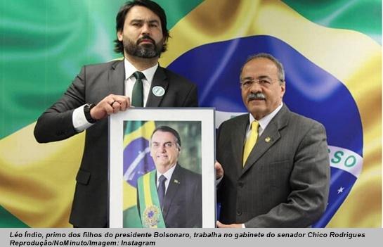 www.seuguara.com.br/senador/Chico Rodrigues/dinheiro na cueca/governo Bolsonaro/