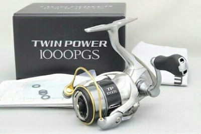 Reel Shimano Twin Power 1000pgs