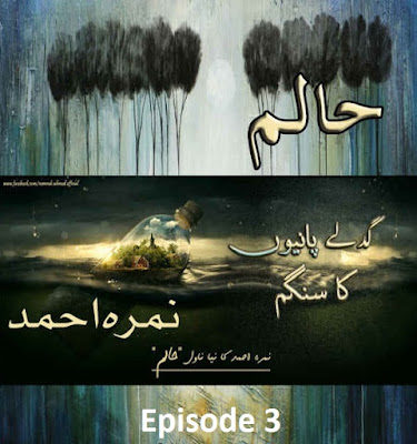 Halim by Nimra Ahmed Episode 3