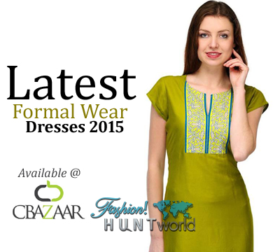 c8c62f309c Latest Formal Wear Dresses 2015-2016 | Latest Indian Tunics Fashion ...