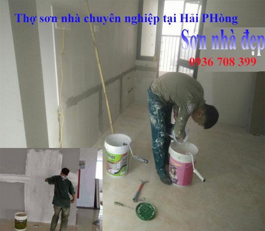 Chúng tôi cung cấp thợ sơn bả tại Hải Phòng. Liên hệ: hotline: 0936 708 399