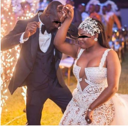 This Bridal Wedding Dressing Would Shock you..