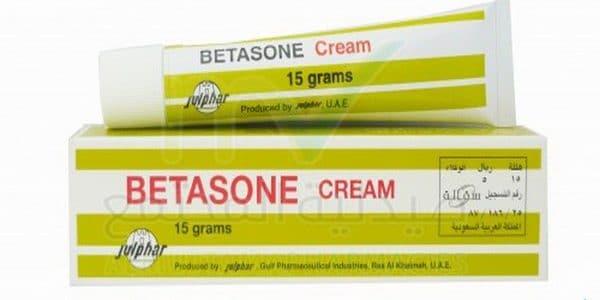 سعر ودواعى إستعمال بيتازون Betasone كريم لعلاج الالتهابات والحكة الجلدية