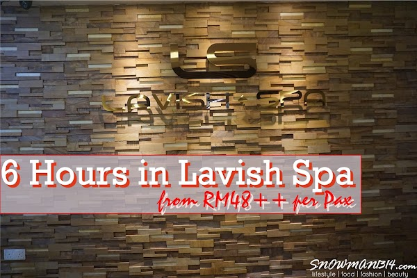 RM48 Each for 4 in Lavish Spa @ Fahrenheit 88!!