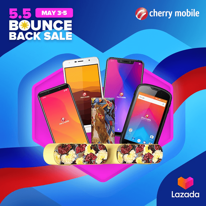 Cherry Mobile joins Lazada's Bounce Back sale, cuts the price of Flare X3, and more!