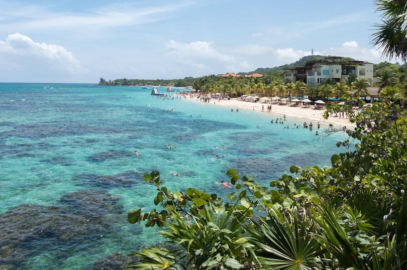 اجمل الجزر في هندوراس