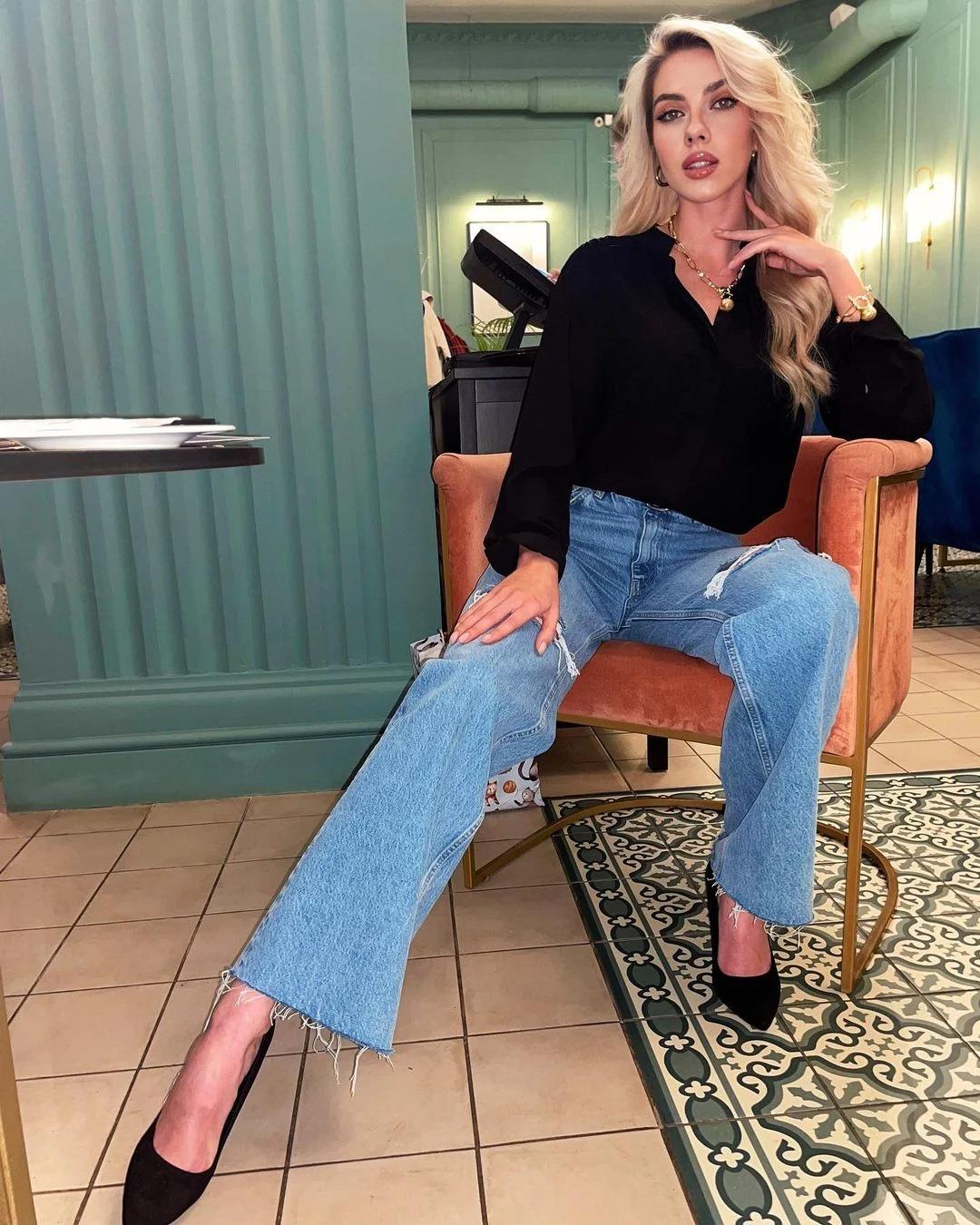 Ekaterina, la tiktoker idéntica a Scarlett Johansson