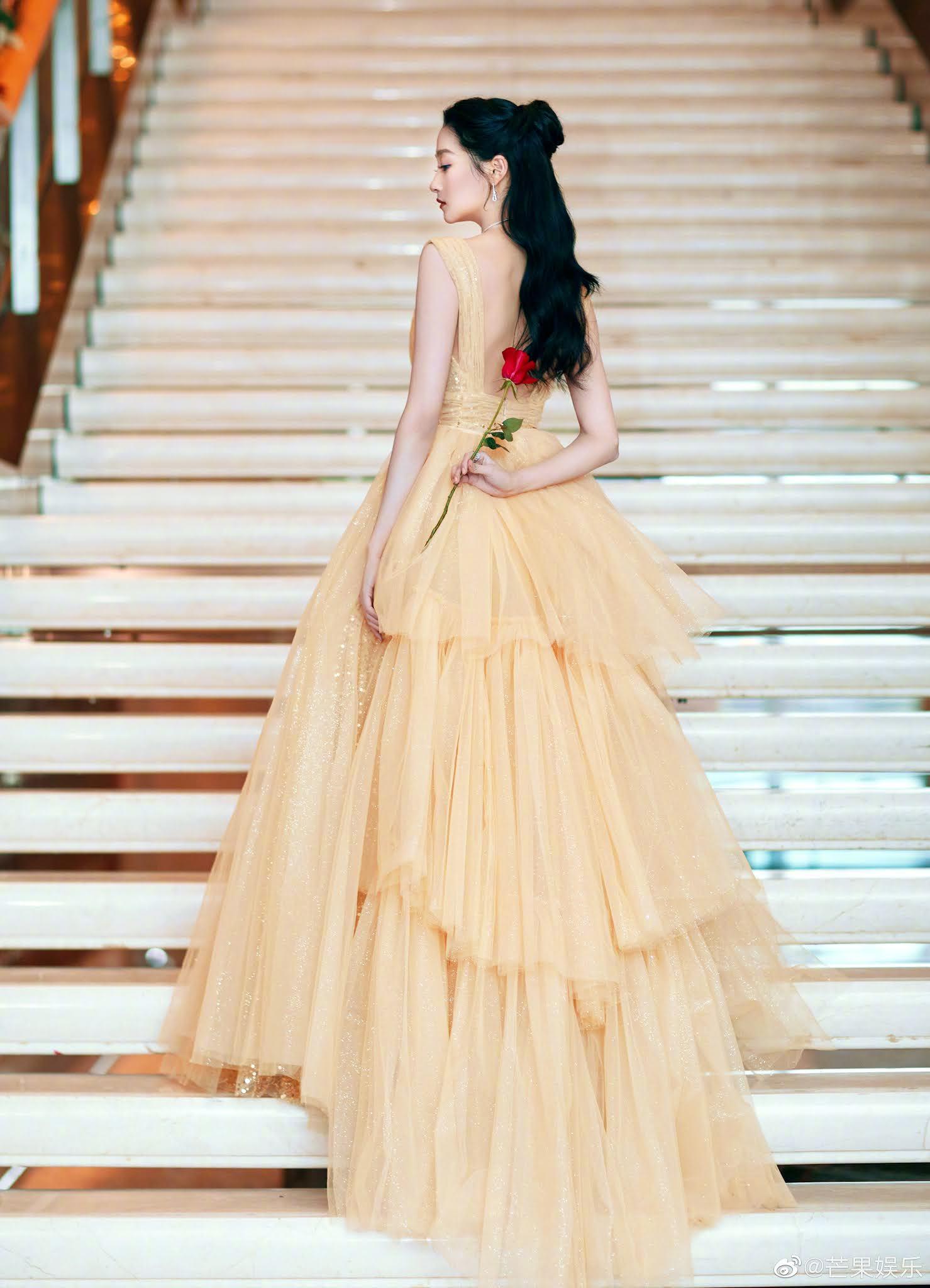 Guan Xiaotong Princess Belle