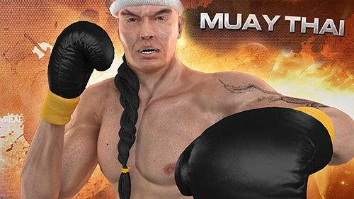 Muay thai: Fighting clash Android 1.0 Full