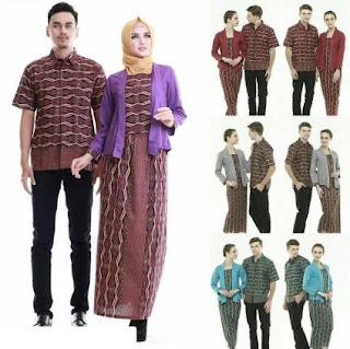 Model Baju Batik Anak Muda Modern Kekinian