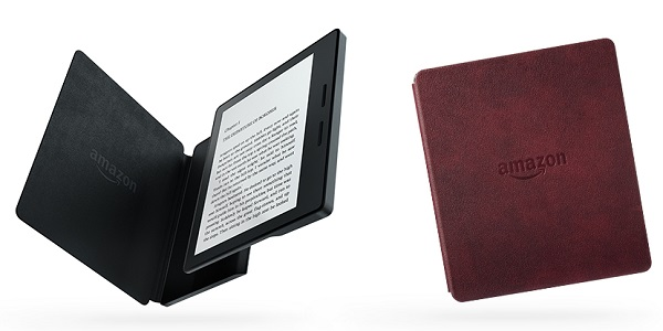 Amazon unveils its thinnest and lightest Kindle, the Oasis