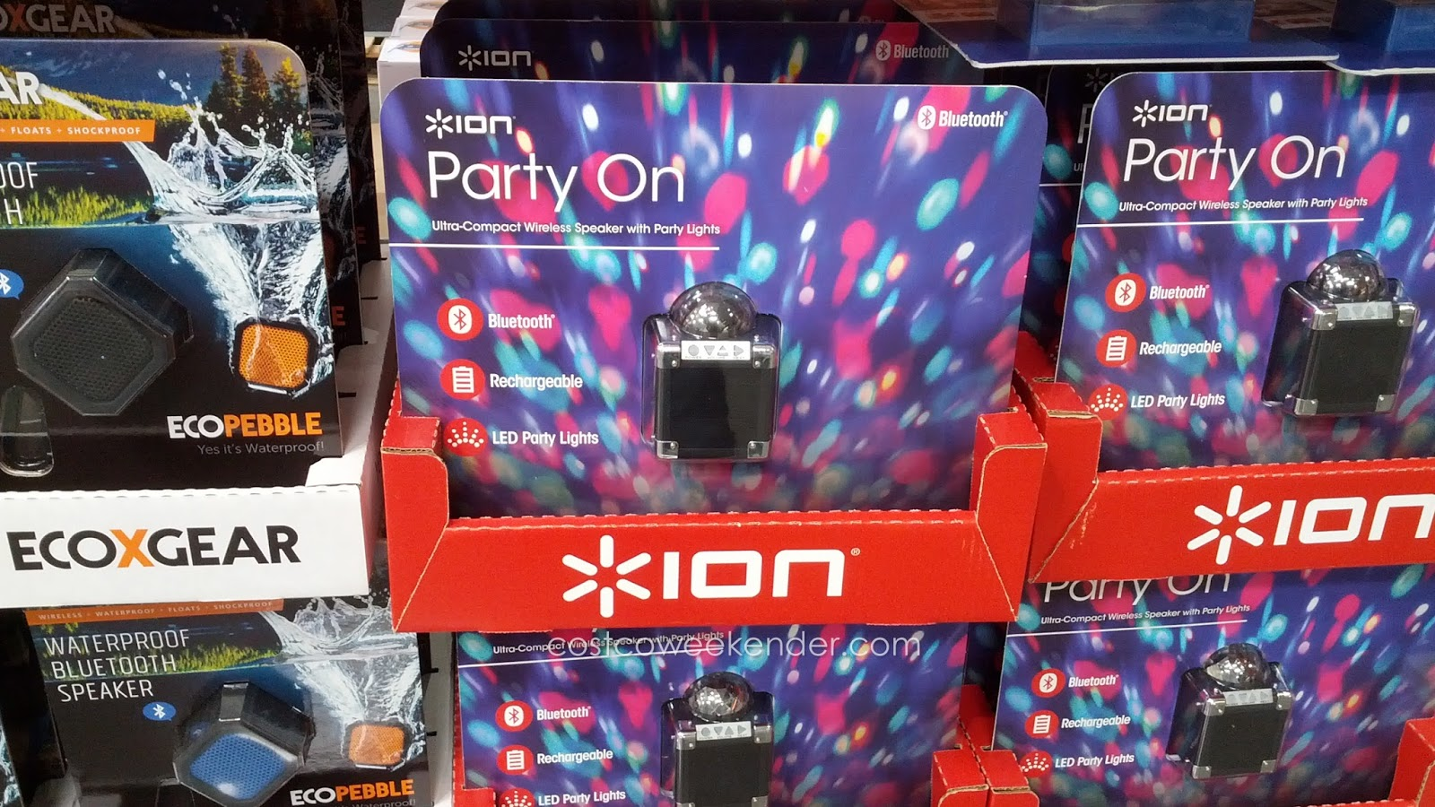 Ion Party On Compact Wireless Bluetooth Speaker Is An Instant Waiting To Hen