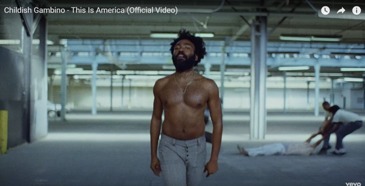 Like with a wondrous painting, Childish Gambino's video requires multiple viewings to grasp the layers within layers depicted.