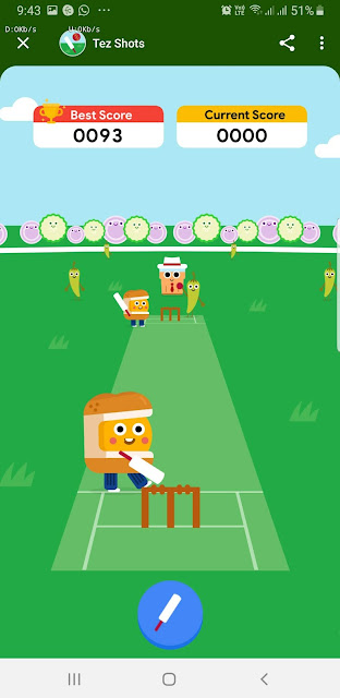 Google Pay Play Cricket