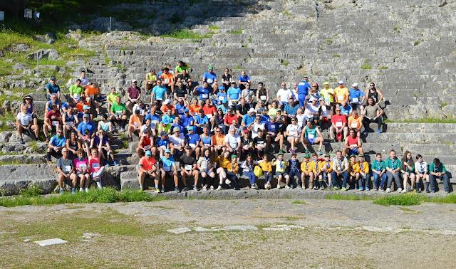 """Περισσότεροι από 200 αθλητές στον """"3ο Δρόμο Αξιών"""" στο Άργος"""