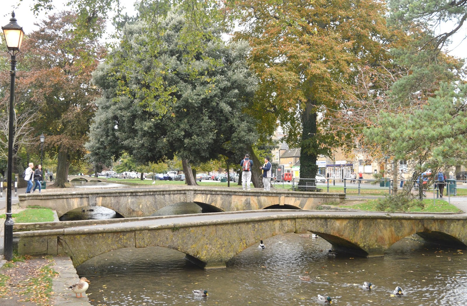 Spend a day in the Cotswolds - Bourton on the Water