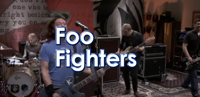 Foo Fighters Boletos y Conciertos