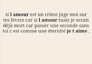 SMS d'amour 33