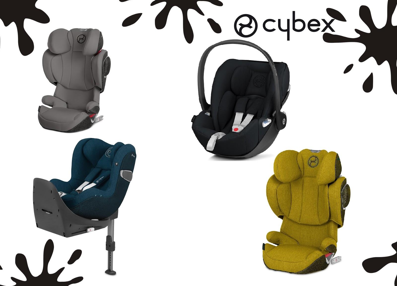 Bezpieczny Fotelik Dla Dziecka - Foteliki Samochodowe Cybex - Dlaczego Warto?