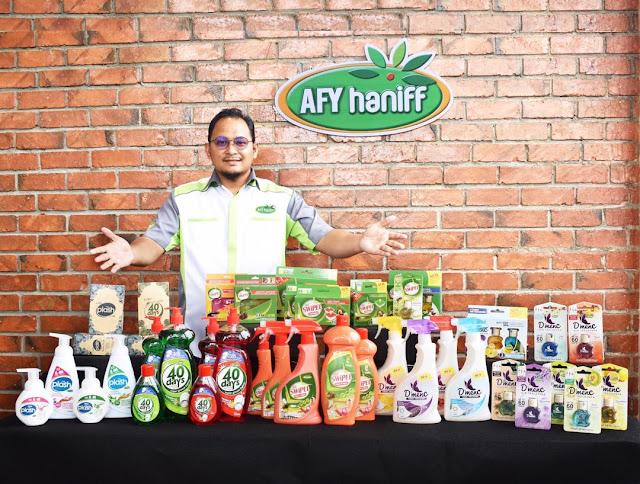 AFY Haniff Harus Dicontohi Dengan Kerja Kemasyarakatan Wangikan Rumah Ronald McDonald HUSM