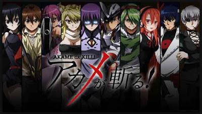 Akame Ga Kill download watch online streaming sub