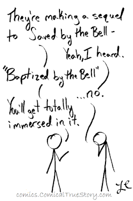 Baptized by the Bell - it's immersive.