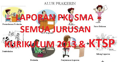 Contoh Laporan PKL/ Prakerin SMK Terbaru Semua Jurusan