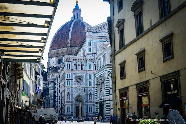 Duomo Florencja Dom z Kamienia blog