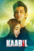Kaabil 2017 [Hindi-DD5.1] 720p HDRip