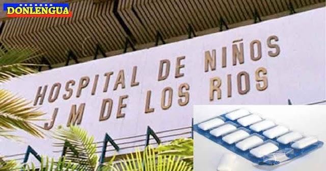 Siete niños intoxicados por masticar chicles de nicotina en Pinto Salinas