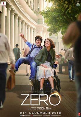 Screen Shots Zero 2018 Hindi HD 720p