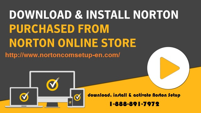 Download, Install & Activate the Norton Antivirus Setup