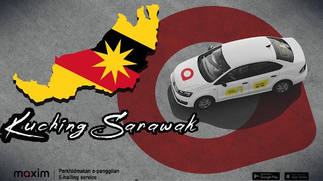 daftar maxim driver sarawak