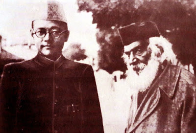 Vithalbhai Patel and Subhash Chandra Bose
