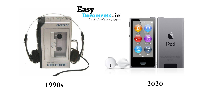 Music in 90s vs 2020