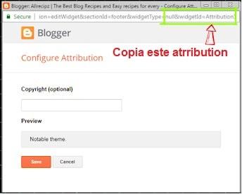 copia Attribution