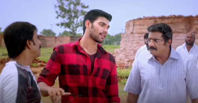 Speedunnodu 2016 Telugu Movie DVDscr 300Mb