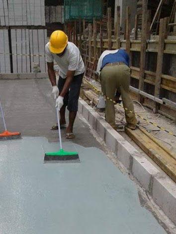 Jenis Waterproofing Coating