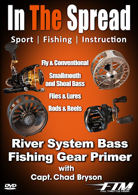 river system bass fishing gear chad bryson