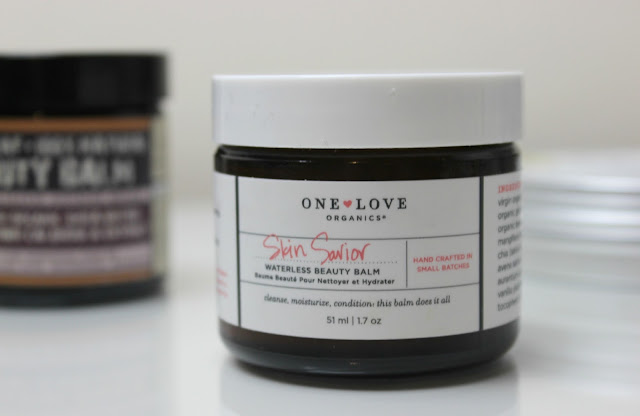 A picture of One Love Organics Skin Saviour Waterless Beauty Balm