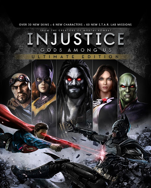 Injustice Gods Among Us Ultimate Edition PC FULL portada