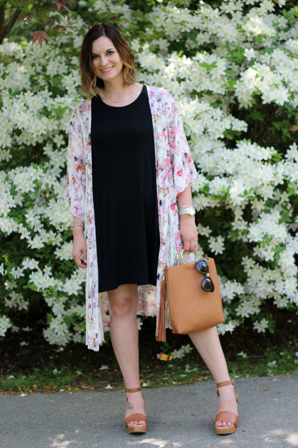 floral kimono, bohoblu, spring style, how to dress for spring, boho chic style